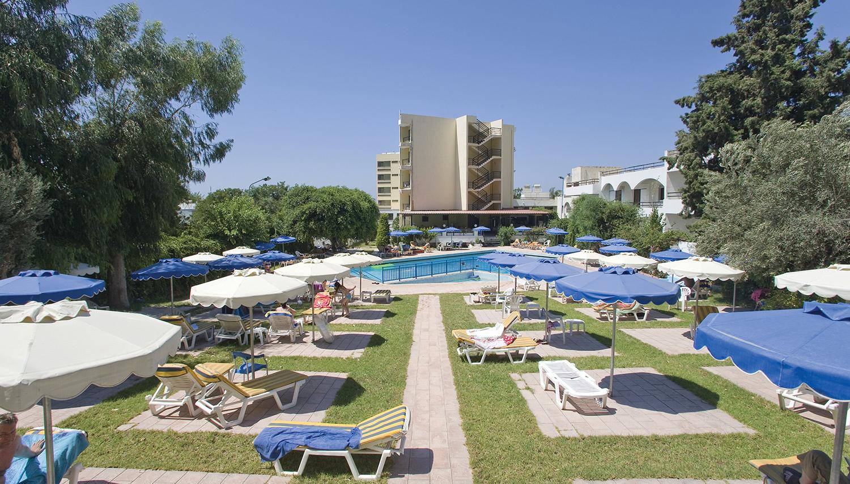 Oceanis Park hotell (Rhodos, Kreeka)
