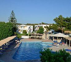 Summer Dream hotell (Rhodos, Kreeka)