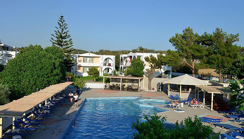Summer Dream viesnīca (Rodas sala, Grieķija)