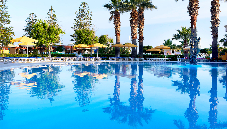 Sunshine Rhodes hotell (Rhodos, Kreeka)