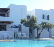 Triantafillas Apartments viesnīca (Rodas sala, Grieķija)