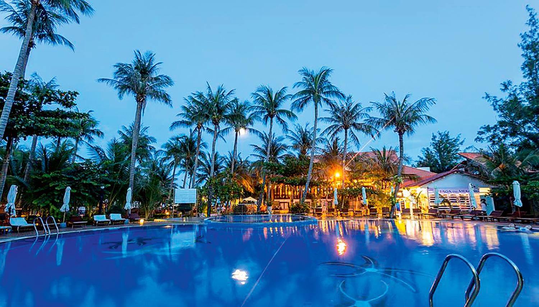 Dessole Beach Resort hotell (Ho Chi Minh, Vietnam)