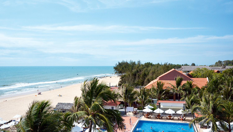 Dessole Sea Lion Beach Resort & Spa hotell (Saigon, Vietnam)
