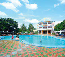 Vietnam, Ho Chi Minh, Palmira Beach Resort & Spa, 3*