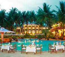 Vinh Suong Seaside Hotel and Resort гостиница (Хошимин, Вьетнам)