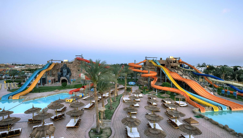 Pickalbatros Aqua Blu Resort Sharm El Sheikh viesnīca (Šarm El Šeiha, Ēģipte)