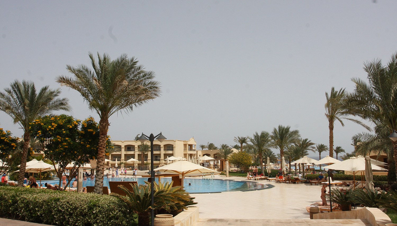 Cleopatra Luxury Resort viešbutis (Šarm aš Šeichas, Egiptas)