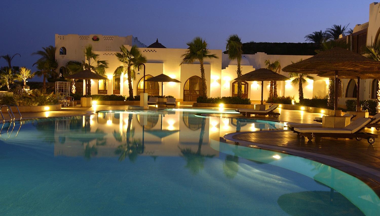 Domina Hotel & Resort Prestige viesnīca (Šarm El Šeiha, Ēģipte)