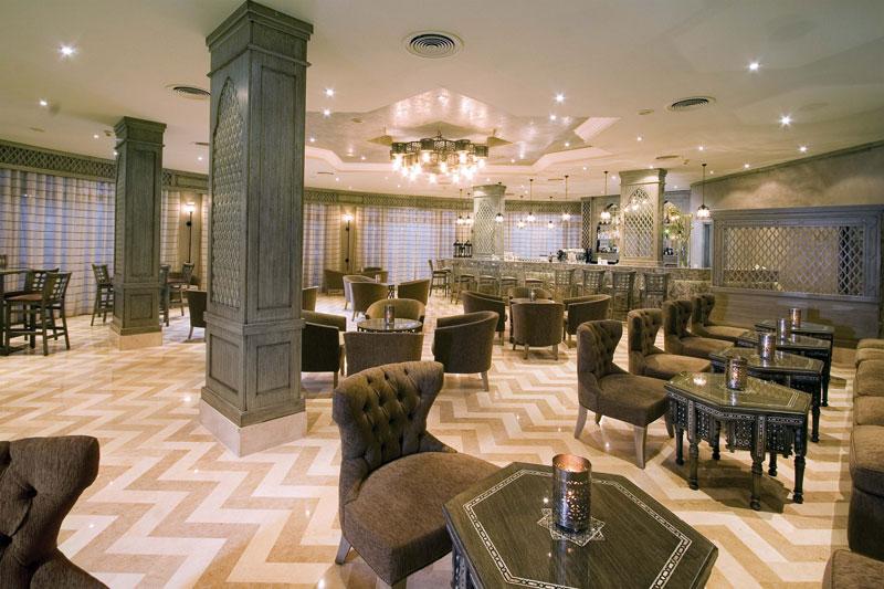 Jaz Fanara Resort & Residence viesnīca (Šarm El Šeiha, Ēģipte)
