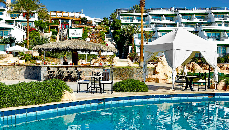 Hilton Sharm Waterfalls Resort hotell (Sharm el Sheikh, Egiptus)