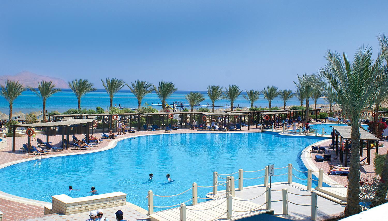 Jaz Belvedere hotell (Sharm el Sheikh, Egiptus)