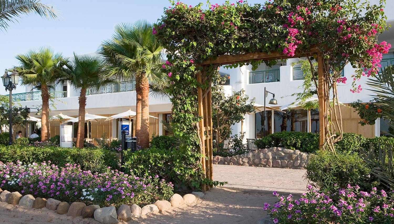 Novotel Beach hotell (Sharm el Sheikh, Egiptus)