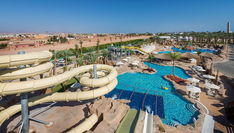 Reef Oasis Beach Resort viesnīca (Šarm El Šeiha, Ēģipte)