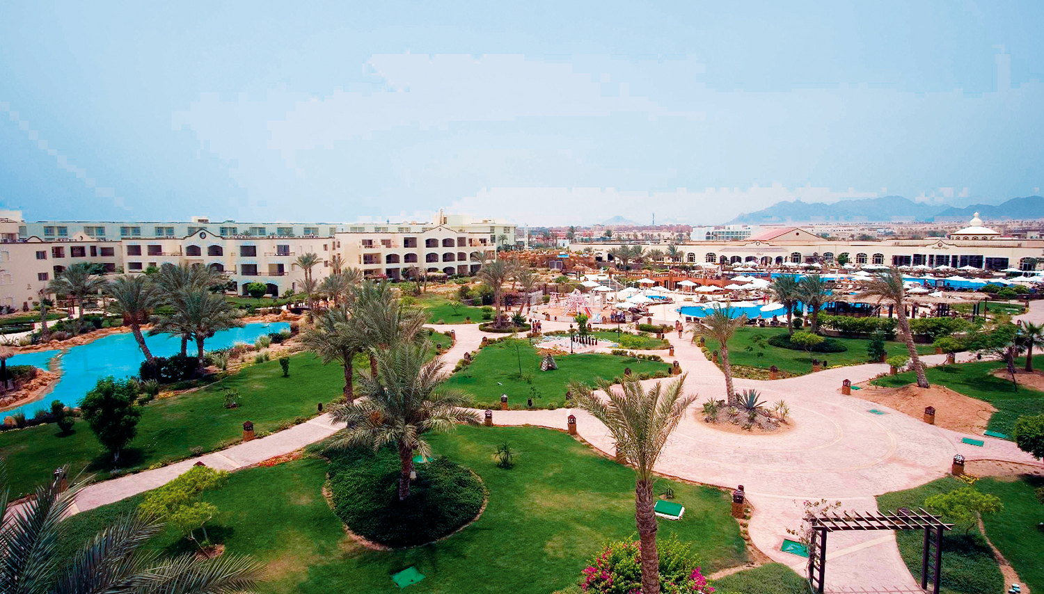Regency Plaza Aquapark & Spa Resort hotell (Sharm el Sheikh, Egiptus)