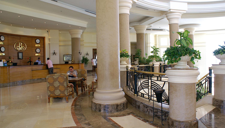 Renaissance Sharm El Sheikh Golden View Beach Resort viesnīca (Šarm El Šeiha, Ēģipte)