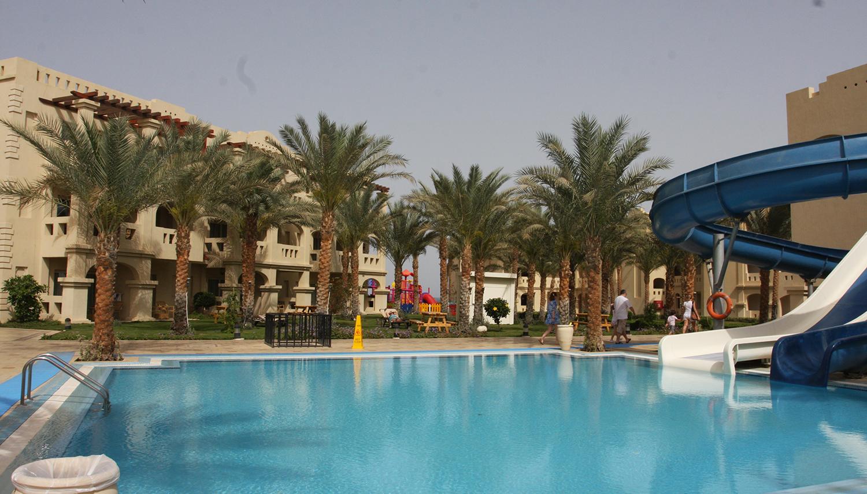 Rixos Sharm El Sheikh hotell (Sharm el Sheikh, Egiptus)