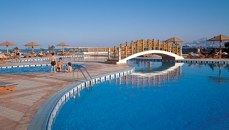 Charmillion Club Resort hotell (Sharm el Sheikh, Egiptus)