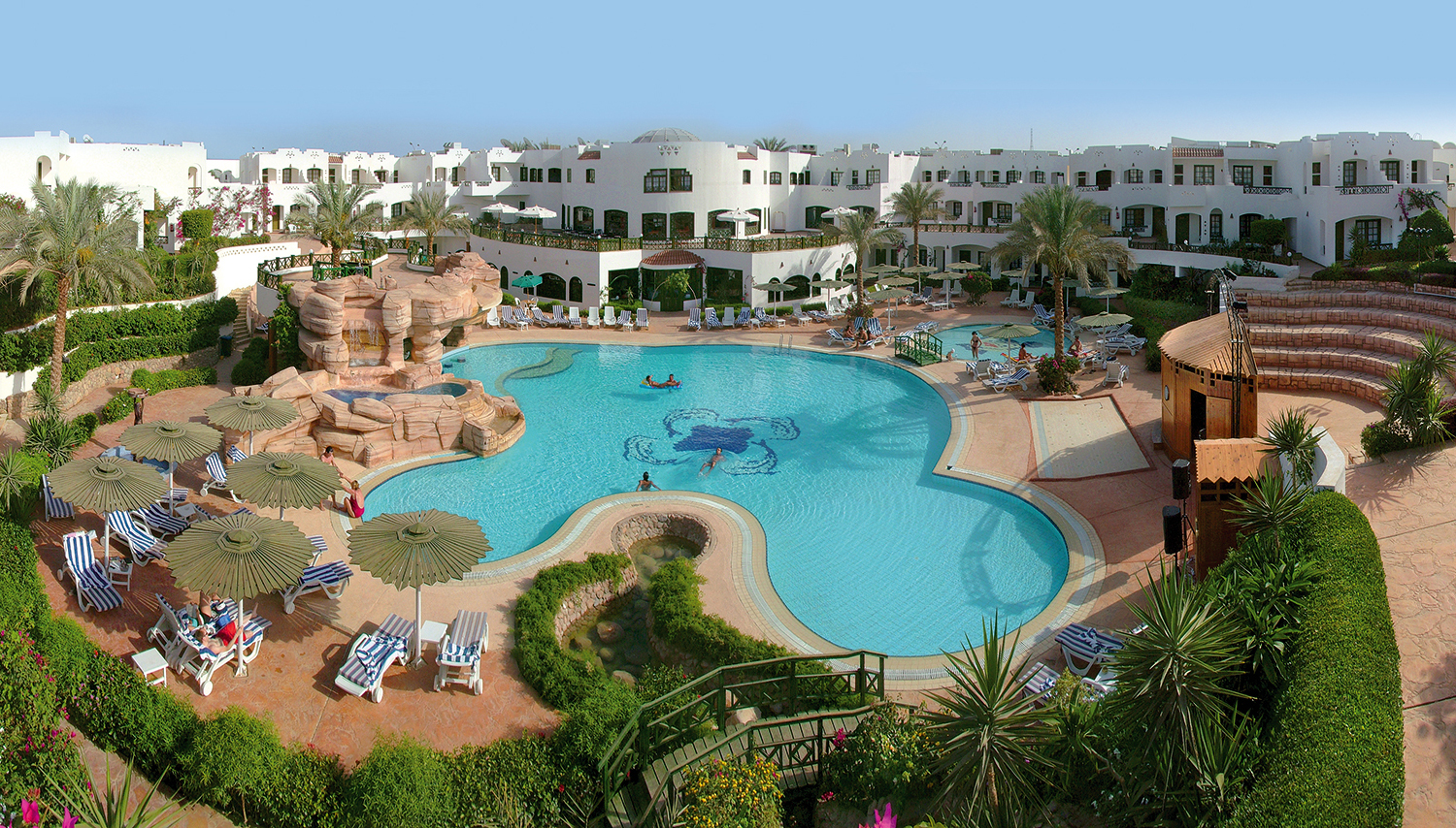 Verginia Sharm Resort hotell (Sharm el Sheikh, Egiptus)