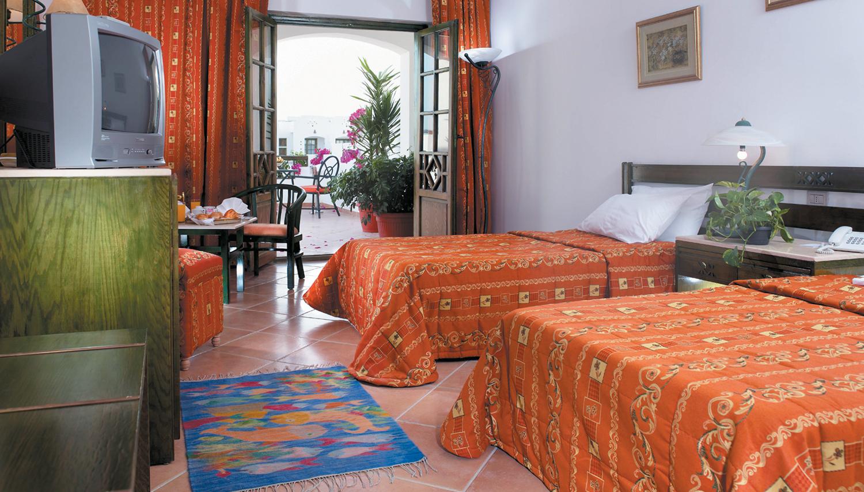 Verginia Sharm Resort hotell (Sharm el Sheikh, Egiptus)