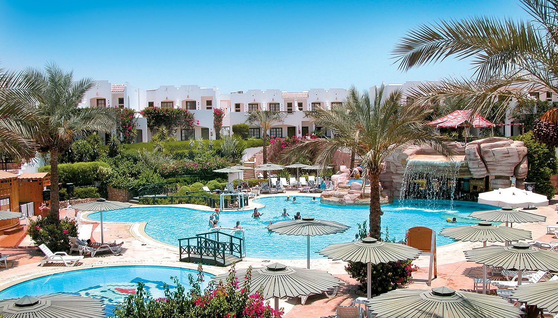 Verginia Sharm Resort viesnīca (Šarm El Šeiha, Ēģipte)