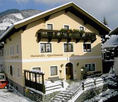 Austria, Salzburg, Mariandl apartemendid, 3*