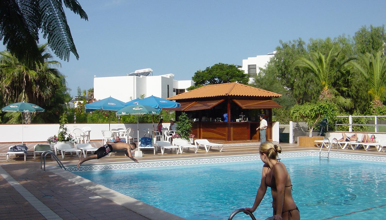 Paradero I apartamendid hotell (Tenerife, Kanaari saared)