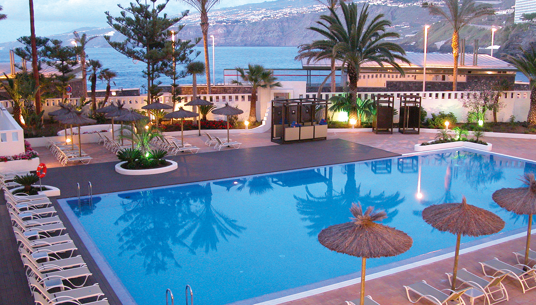 Sol Costa Atlantis Tenerife viešbutis (Tenerifė, Kanarų Salos)