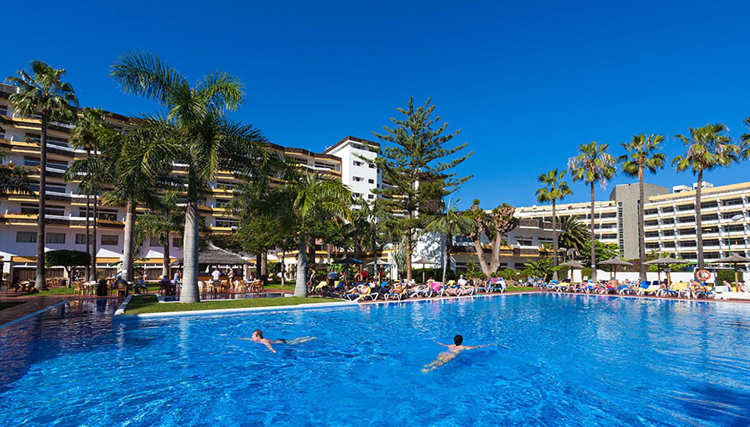 Blue Sea Puerto Resort hotell (Tenerife, Kanaari saared)