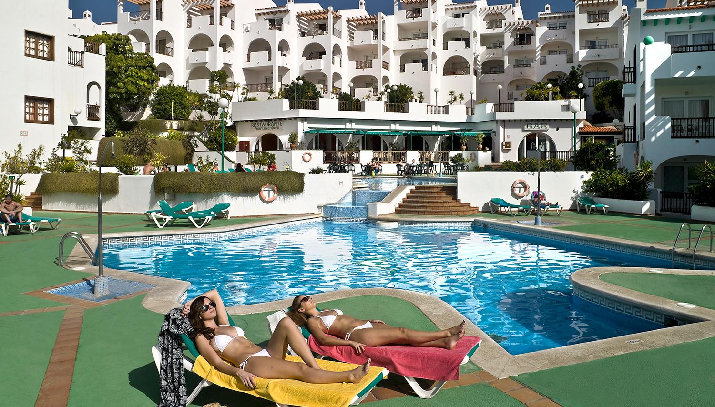 Blue Sea Callao Garden hotell (Tenerife, Kanaari saared)