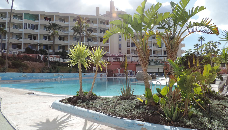 Green Park Apartaments hotell (Tenerife, Kanaari saared)