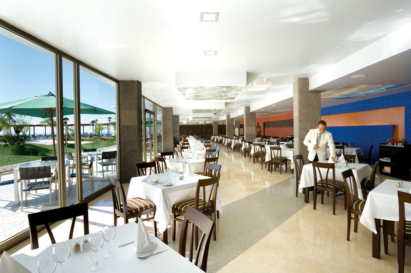 Aguamarina Golf apartmenti viesnīca (Tenerife, Kanāriju salas)