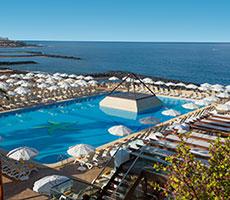 Iberostar Bouganville Playa viešbutis (Tenerifė, Kanarų Salos)