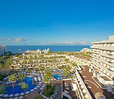 Iberostar Las Dalias viešbutis (Tenerifė, Kanarų Salos)
