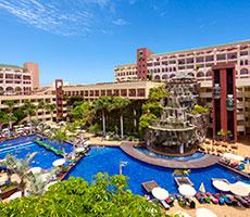 Best Jacaranda viešbutis (Tenerifė, Kanarų Salos)