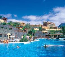 Melia Jardines del Teide viešbutis (Tenerifė, Kanarų Salos)