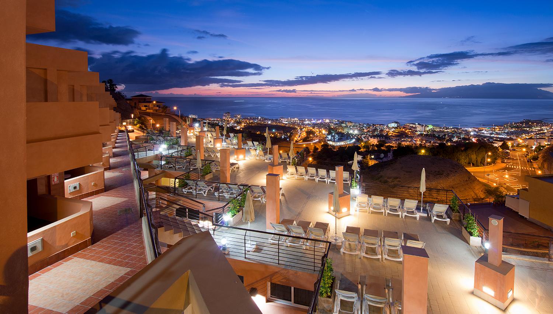 Panoramica Heights hotell (Tenerife, Kanaari saared)