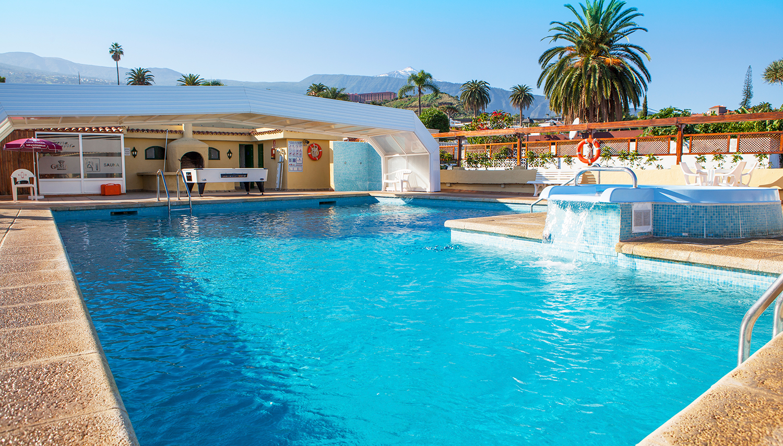 Perla Tenerife hotell (Tenerife, Kanaari saared)