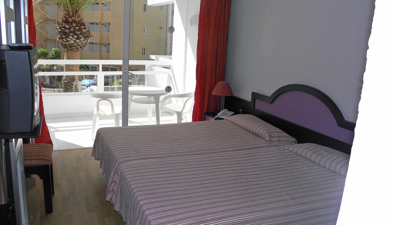 Ponderosa hotell (Tenerife, Kanaari saared)
