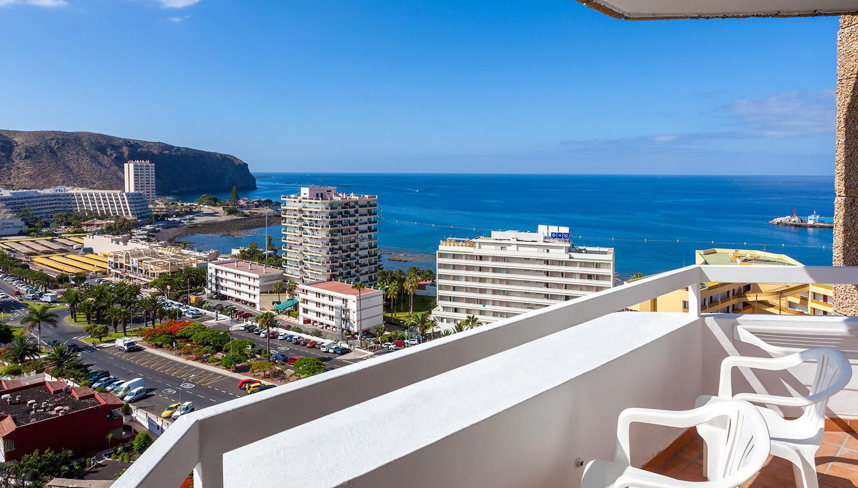 Tryp Tenerife viesnīca (Tenerife, Kanāriju salas)