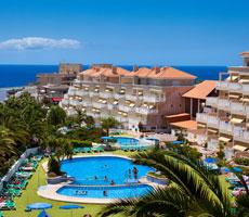 Tropical Park apartmenti viesnīca (Tenerife, Kanāriju salas)