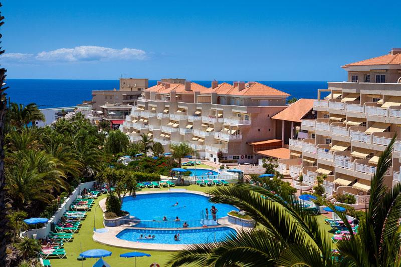 Tropical Park Apartamentos Гостиница (Тенерифе, Канарские острова (Испания))