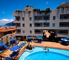Vigilia Park apartamentai viešbutis (Tenerifė, Kanarų Salos)
