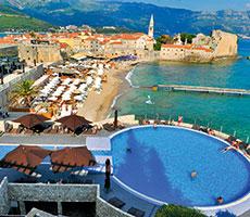 Avala Resort & Villas hotell (Tivat, Montenegro – Horvaatia)