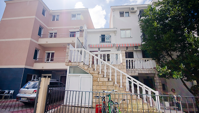 Ksenia apartemendid hotell (Tivat, Montenegro – Horvaatia)