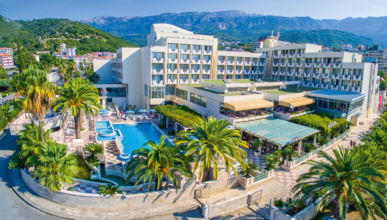 Mediteran hotell (Tivat, Montenegro – Horvaatia)