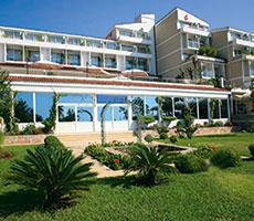 Palas viešbutis (Tivatas, Juodkalnija - Kroatija)