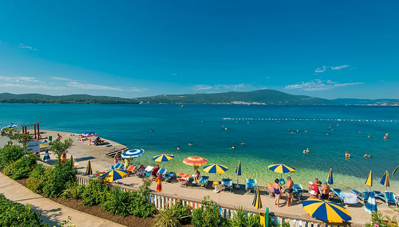 Palma hotell (Tivat, Montenegro – Horvaatia)