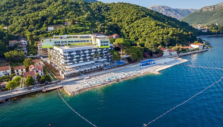 Park viesnīca (Tivat, Melnkalne-Horvātija)
