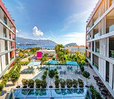 Adria viesnīca (Tivat, Melnkalne-Horvātija)