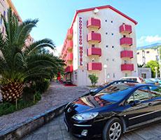 Podostrog viešbutis (Tivatas, Juodkalnija - Kroatija)